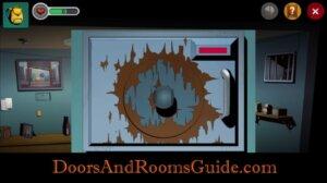 DR3 1-6 vault door