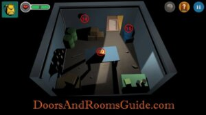 DR3 1-7 Map Poison Room
