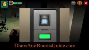 DR3 1-8 keypad green light
