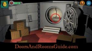 DR3 1-8 open safe