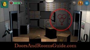 DR3 1-8 secret door