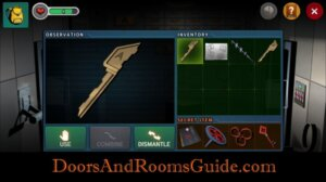 DR3 1-8 use key A