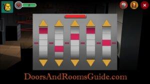 DR3 1-8 vault room