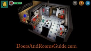 DR3 2-1 Map kitchen