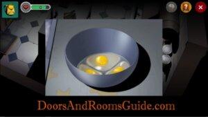 DR3 2-1 egg in bowl