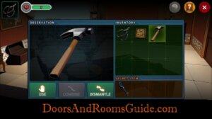 DR3 2-2 use hammer on vase