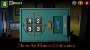 DR3 2-7 locked box