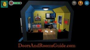 DR3 2-7 map attic