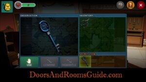 DR3 2-7 secret key
