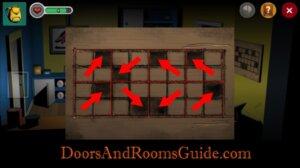 DR3 2-7 wood panel