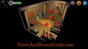 DR3 2-4 egyptian room
