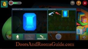 DR3 2-8 use blue gem