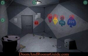 DR Zero 210 map