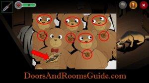 DR3 2-10 bears