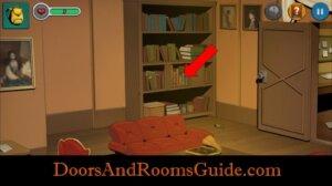 DR3 2-10 bookcase