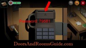 DR3 2-10 keypad