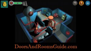 DR3 2-5 map second room
