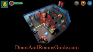 DR3 2-5 map third room