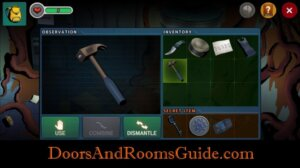 DR3 2-9 hammer