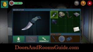 DR3 2-9 knife use