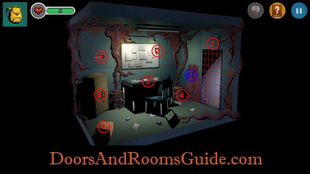 Chapter 2   Doors and Rooms 3 Complete Walkthrough