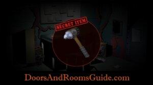 DR3 2-9 secret hammer