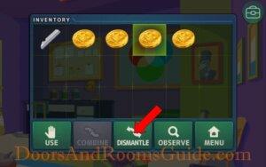 DR Zero 403 pick coin